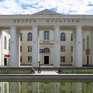 Дворцы и дома культуры Звенигово