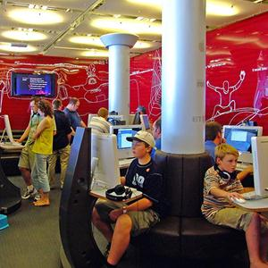 Интернет-кафе Звенигово