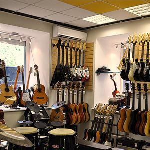 Музыкальные магазины Звенигово