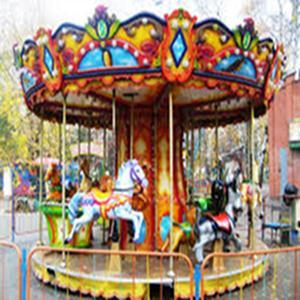 Парки культуры и отдыха Звенигово