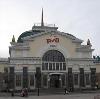 Железнодорожные вокзалы в Звенигово