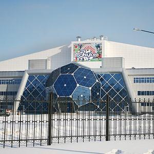 Спортивные комплексы Звенигово