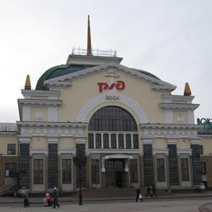 Железнодорожные вокзалы Звенигово